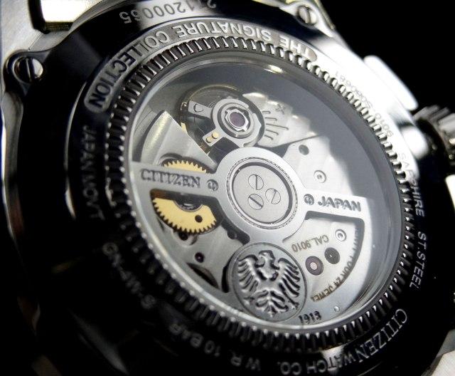Citizen Signature Grand Classic Automatic NB0040-58A