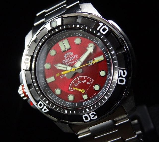 Orient M-Force Diver SEL06001H