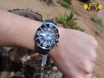 Seiko Blue Monster Limited Edition SRP455