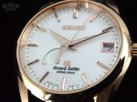 Grand Seiko Spring Drive Snowflake Special 18k Pink Gold SBGA092