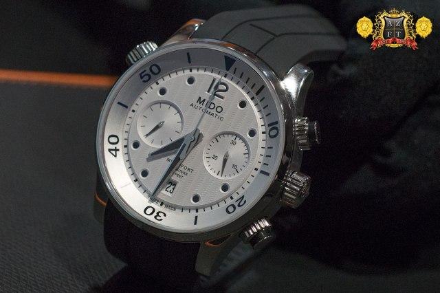 Mido Two Crown Diver Chronograph M005.914.17.030.00